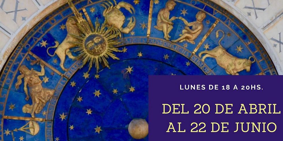 Curso Inicial de Astrología Psicológica (ONLINE)