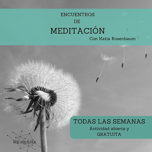 Encuentros de Meditación
