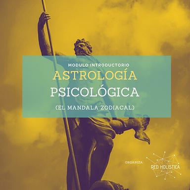 clases de astrología, estudiar astrología online, cursos online de astrología, formación astrología psicológica, astrología junguiana, jung y astrología