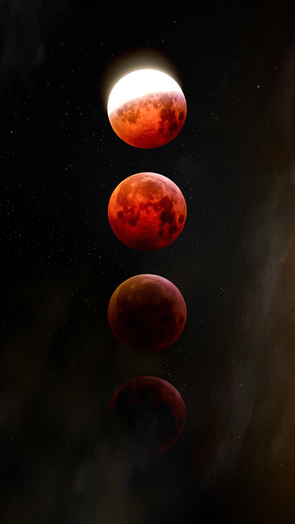 carta astral, eclipses, eclipse de luna, diferencia entre eclipse de sol y de luna, eclipses 2020, estudiar astrología, astrología en Barcelona, astrólogo en barcelona, astróloga en barcelona