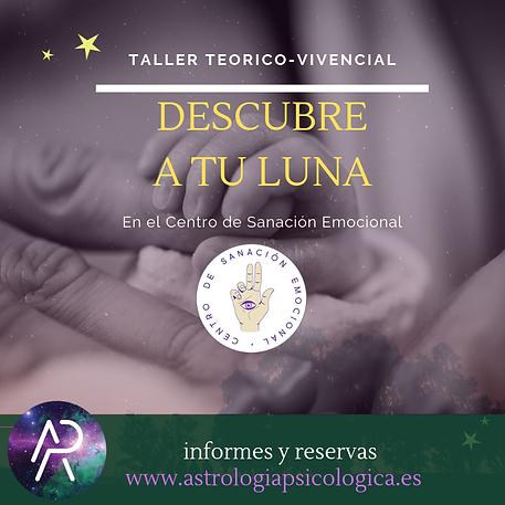 Estudiar astrología, aprender astrología, autoconocimiento, la luna en la astrología, astrología en Barcelona