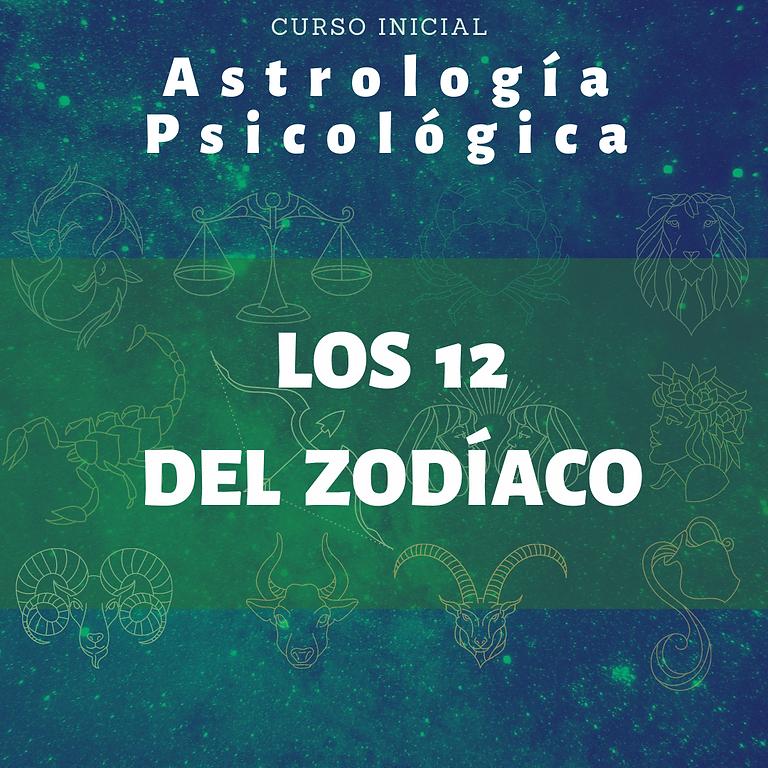 LOS DOCE DEL ZODIACO