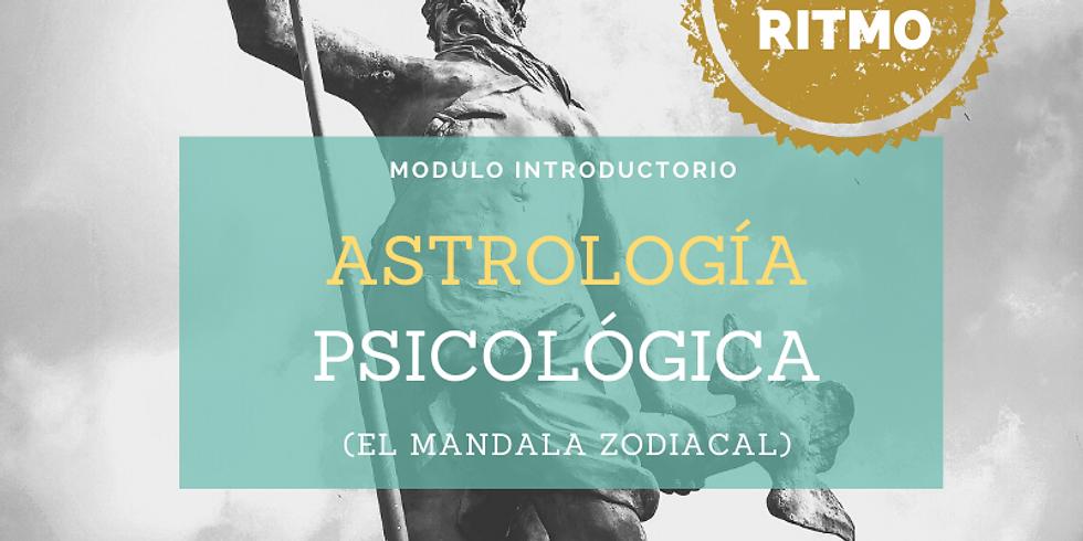 """""""EL MANDALA ZODIACAL"""" Iníciate en astrología."""