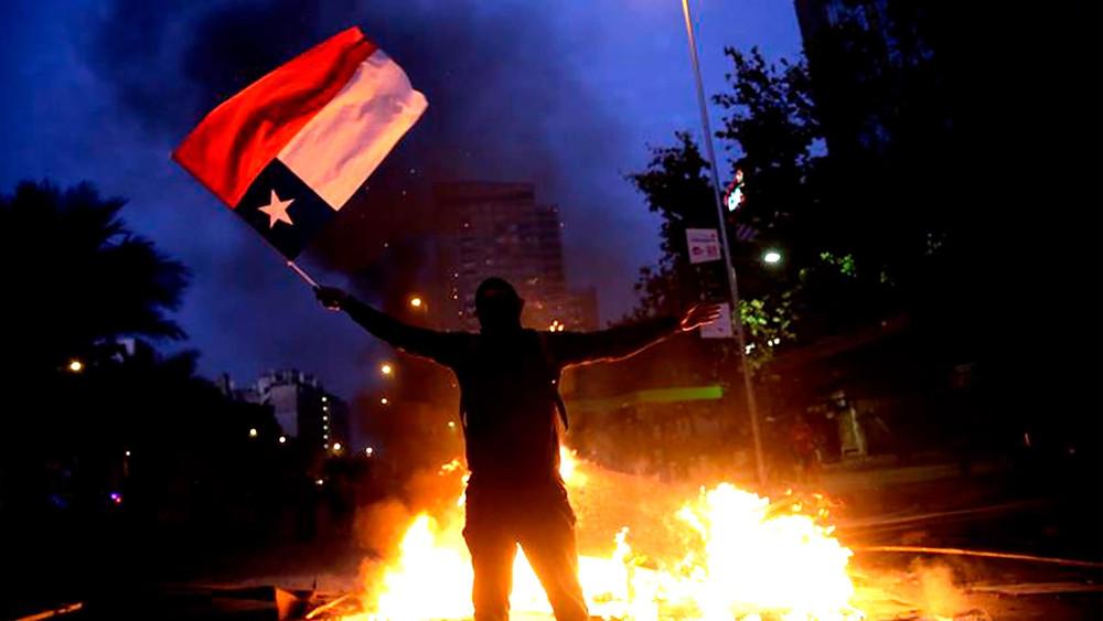 Astrología y Chile. Crisis en latinoamérica. Genocidio en latinoamérica