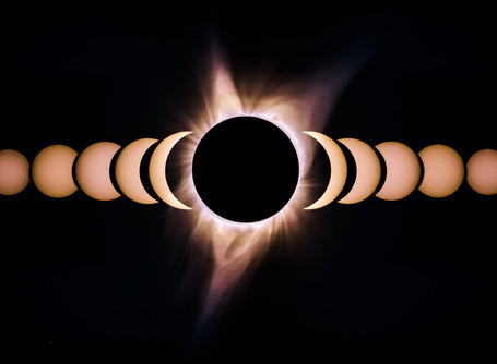 Eclipse de Sol 2 de Julio 2019