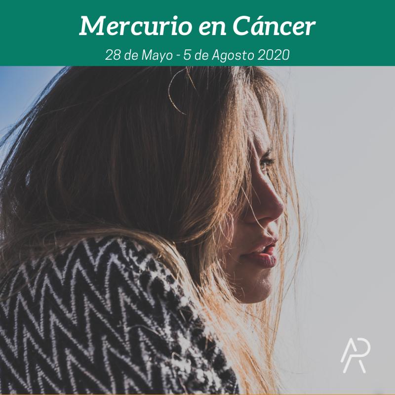 mercurio en cáncer, aprender astrología, mercurio por signo, simbología mercurio, signos del zodiaco, aprender astrología, cursoastrología