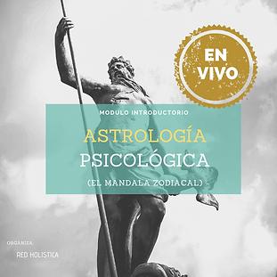 CURSO INICIAL ASTROLOGÍA PSICOLÓGICAg