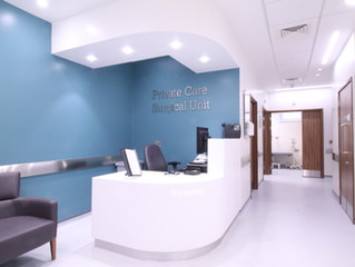 Royal Marsden Private Patients Surgical Ward Opens