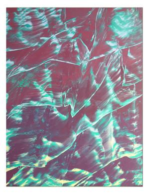 LM-mue-09. Format: 130 x 97 cm - Peinture laque  - TTSCPA