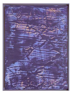 LM-extrait05. Format: 92 x 73 cm - Peinture laque  - TTSCPA