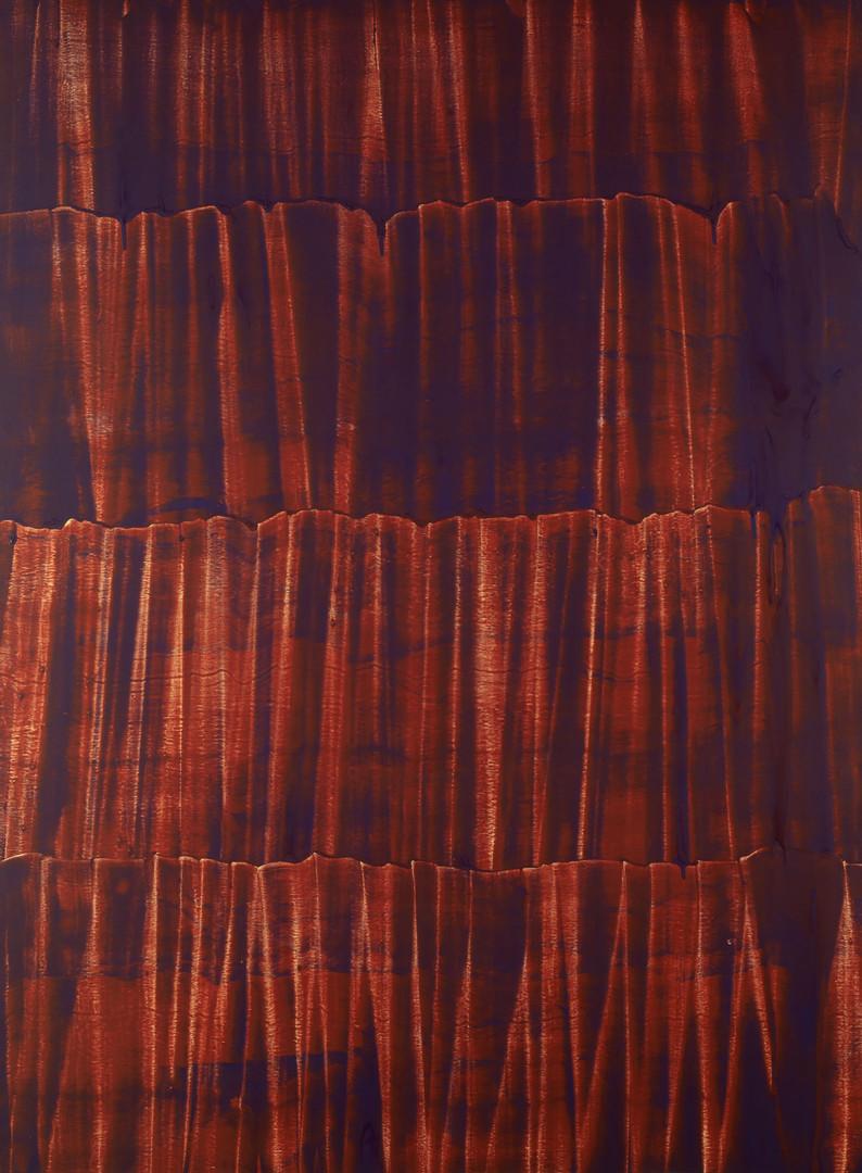 L-MoCQFD01 -  Format: 130 x 97 cm - Peinture laque  - TTSCPA