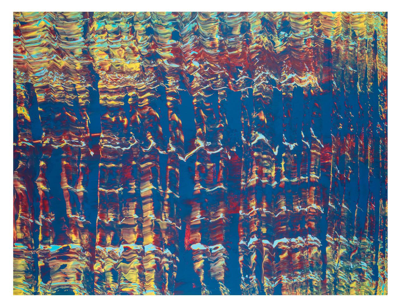 archer01. Format: 130 x 97 cm - Peinture laque  - TTSCPA
