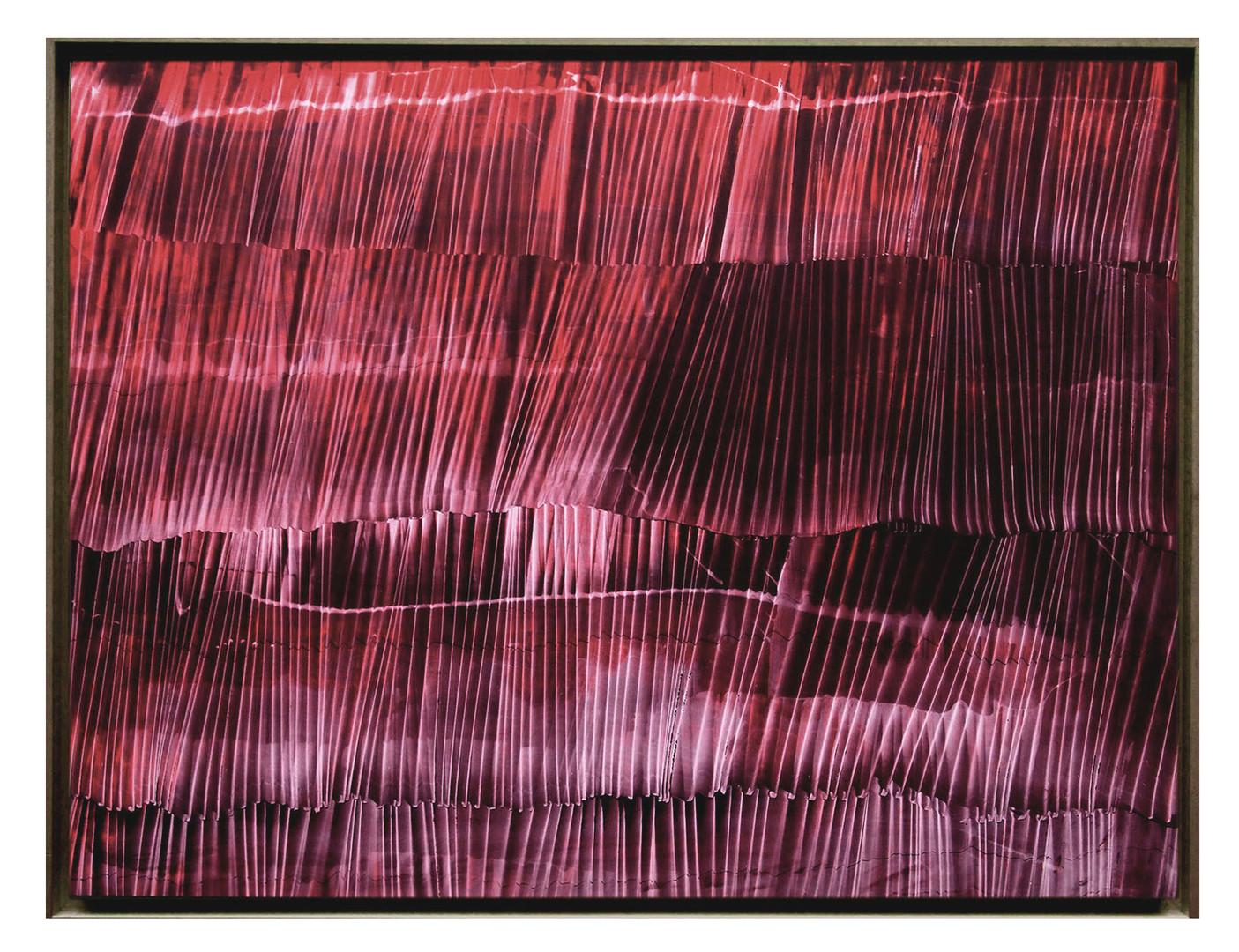 cqfd01. Format: 130 x 97 cm - Peinture laque  - TTSCPA