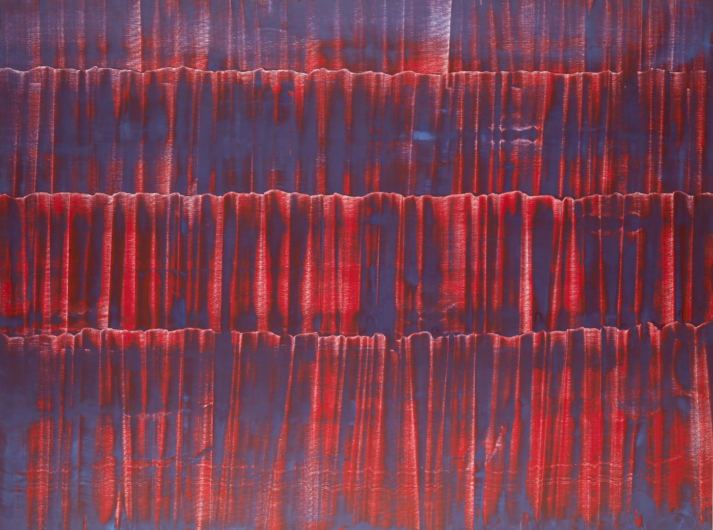 L-MoCQFD06 -  Format: 130 x 97 cm - Peinture laque  - TTSCPA