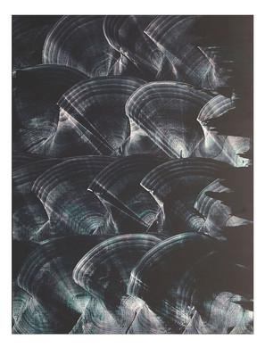 tour03. Format: 130 x 97 cm - Peinture laque  - TTSCPA