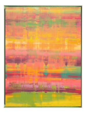 pri-08. Format: 130 x 97 cm - Peinture laque  - TTSCPA
