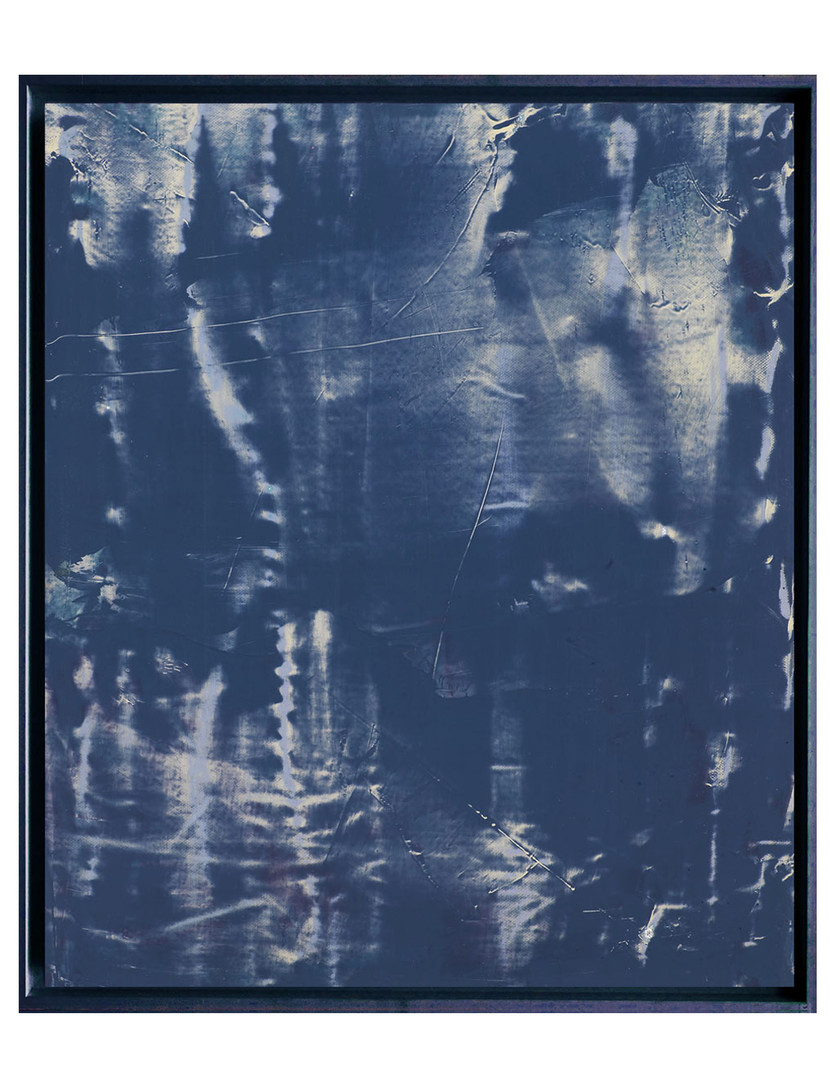 extrait09-6f. Format: 41 x 33 cm - Peinture laque  - TTSCPA
