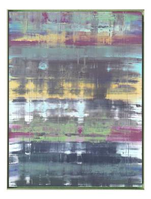 pri-05. Format: 130 x 97 cm - Peinture laque  - TTSCPA