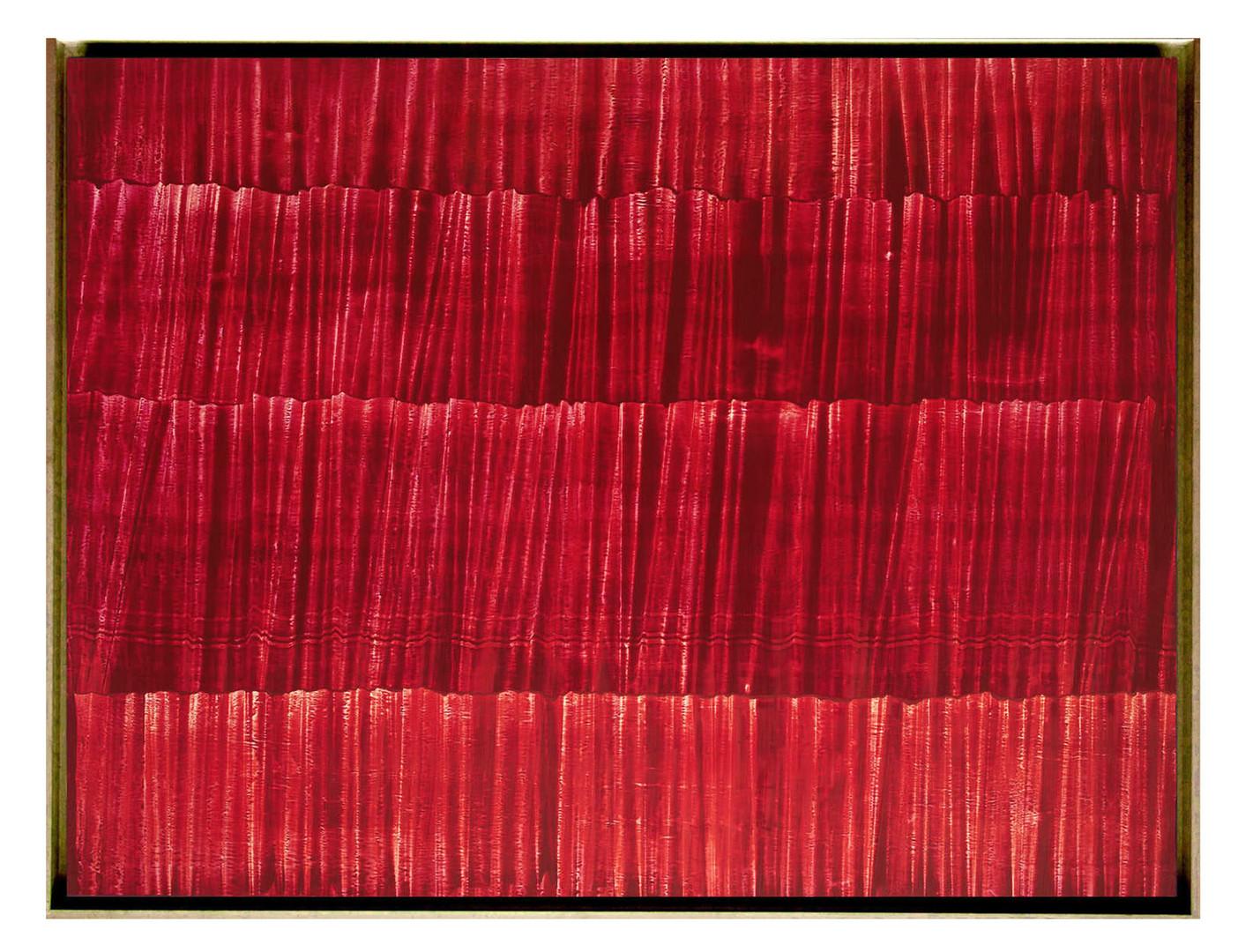 cqfd9. Format: 130 x 97 cm - Peinture laque  - TTSCPA