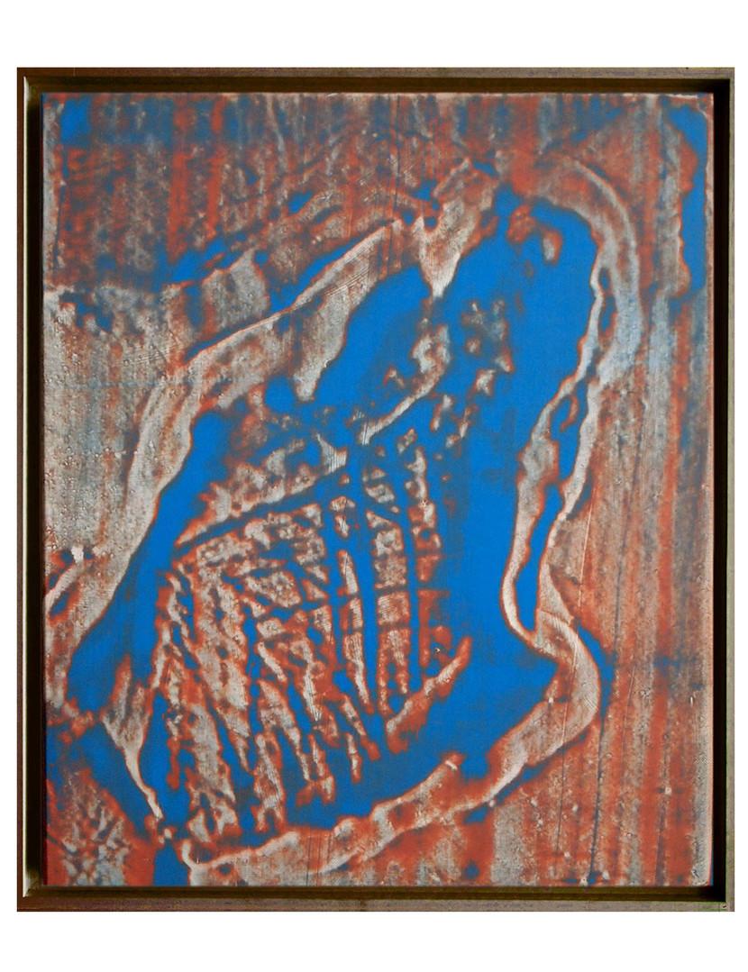 extrait6F-ersatz03. Format: 41 x 33 cm - Peinture laque  - TTSCPA