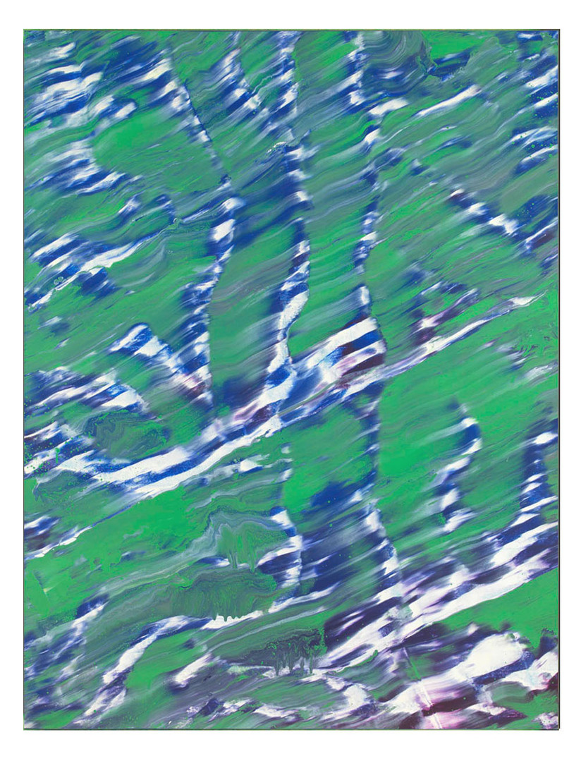 LM-mue-05. Format: 130 x 97 cm - Peinture laque  - TTSCPA