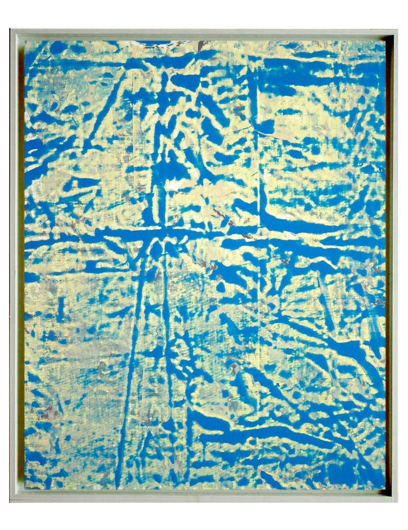 extrait04-12f. Format: 61 x 50 cm - Peinture laque  - TTSCPA