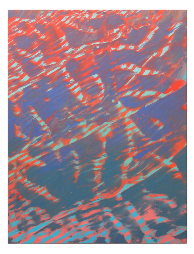 LM-mue-07. Format: 130 x 97 cm - Peinture laque  - TTSCPA