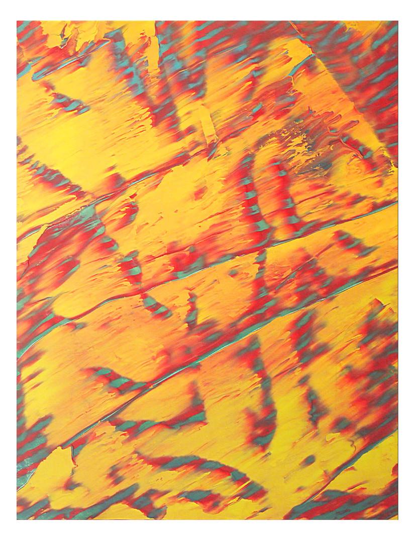 LM-mue-08. Format: 130 x 97 cm - Peinture laque  - TTSCPA