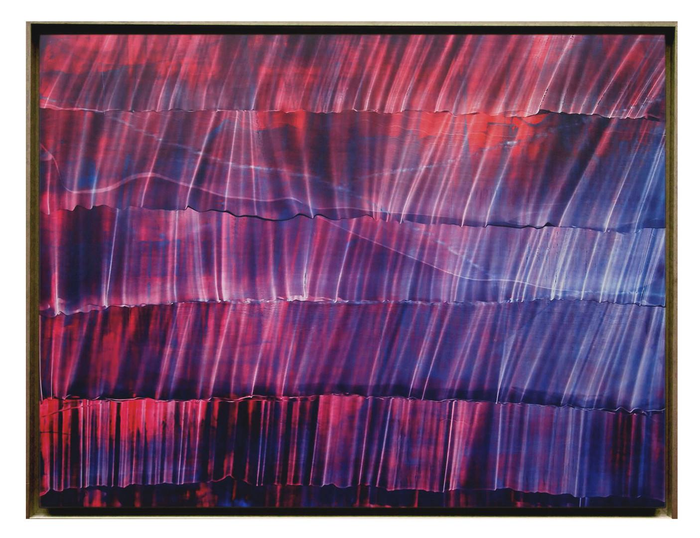 cqfd02. Format: 130 x 97 cm - Peinture laque  - TTSCPA