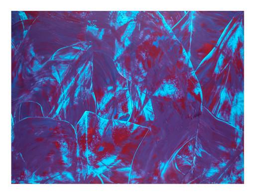 LM-chaos02-60f Format: 130 x 97 cm - Peinture laque  - TTSCPA