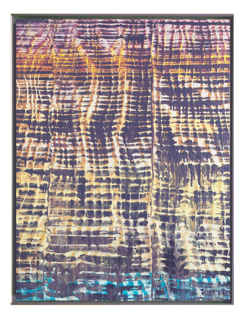 mue06. Format: 130 x 97 cm - Peinture laque  - TTSCPA
