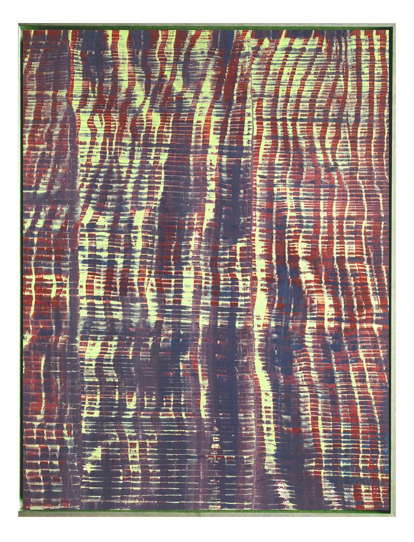 mue03. Format: 130 x 97 cm - Peinture laque  - TTSCPA