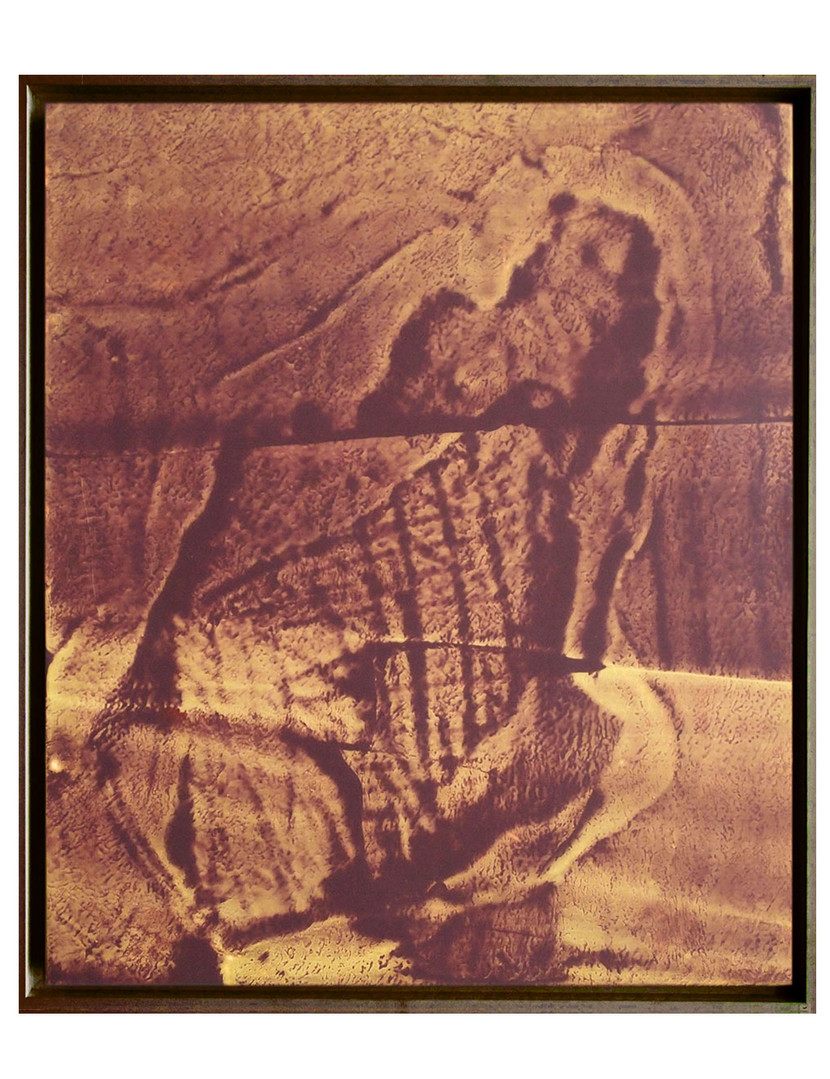 extrait6F-ersatz01. Format: 41 x 33 cm - Peinture laque  - TTSCPA