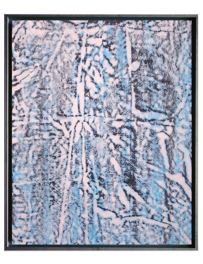 extrait05-12f. Format: 61 x 50 cm - Peinture laque  - TTSCPA