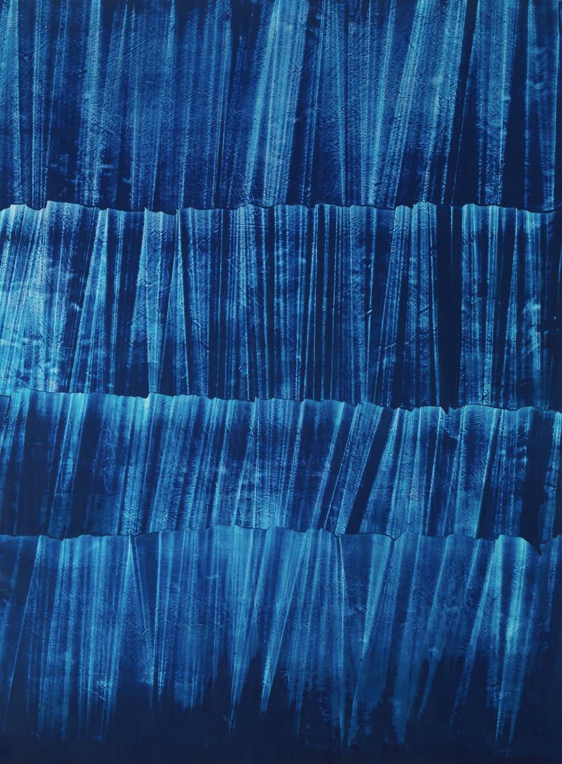 L-AnCQFD12 -  Format: 130 x 97 cm - Peinture laque  - TTSCPA