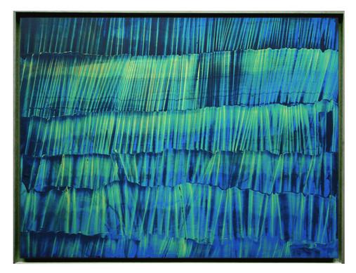 cqfd03. Format: 130 x 97 cm - Peinture laque  - TTSCPA