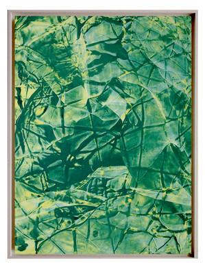 extrait03. Format: 92 x 73 cm - Peinture laque  - TTSCPA