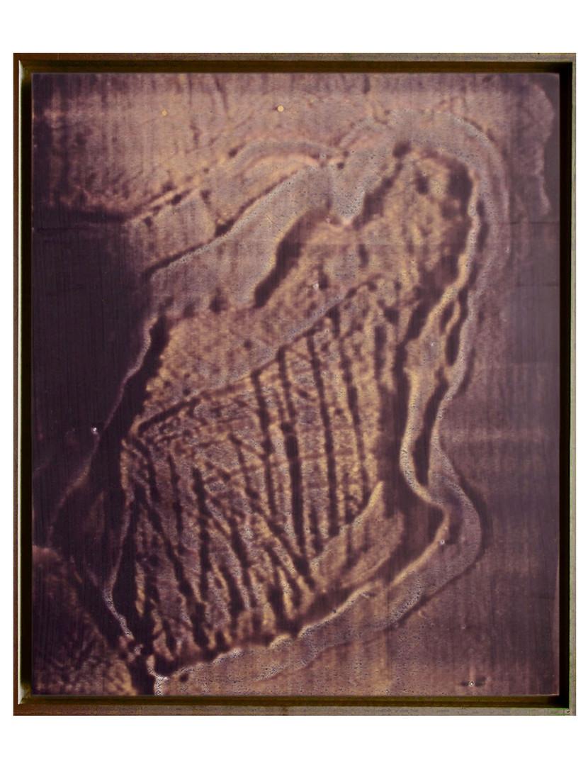 extrait6F-ersatz04. Format: 41 x 33 cm - Peinture laque  - TTSCPA