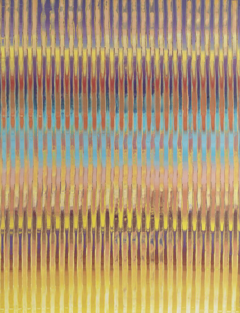 L-AnLIEN01-60F - 130 x 97 cm - Peinture laque  - TTSCPA