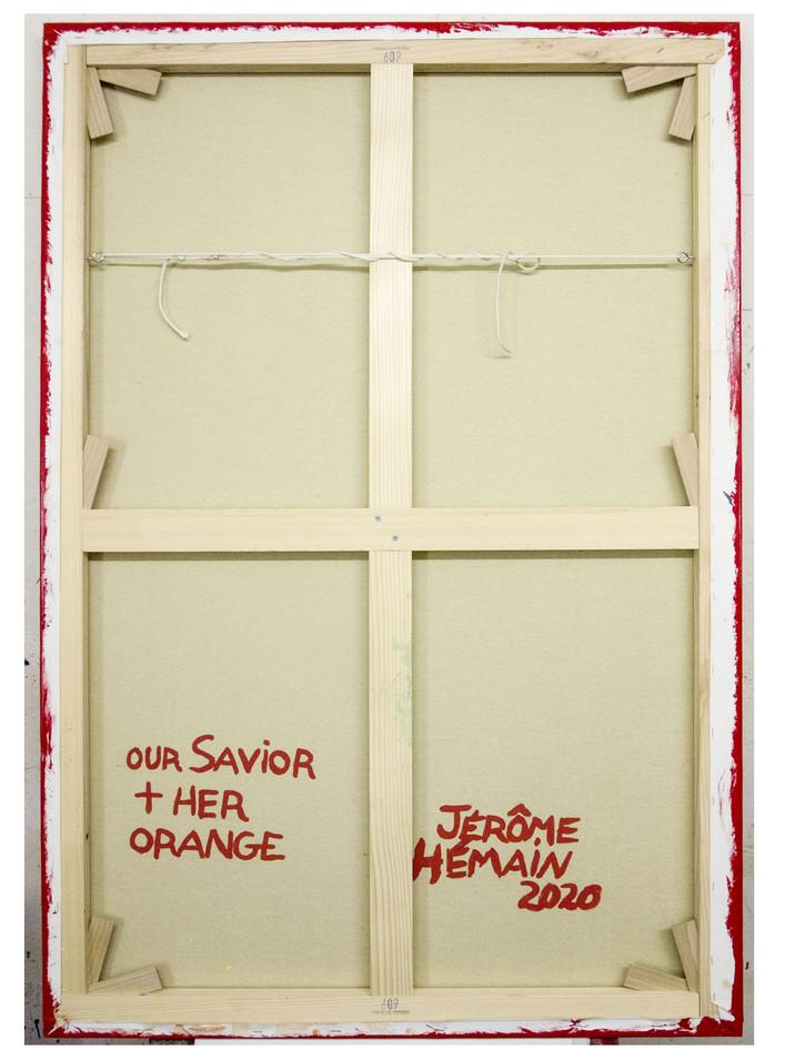Dos Our Savior orange + Her