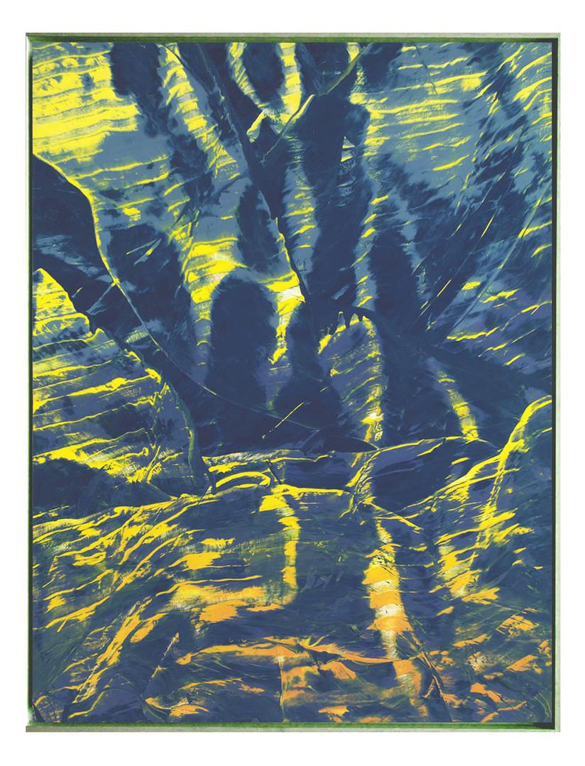 mue05. Format: 130 x 97 cm - Peinture laque  - TTSCPA