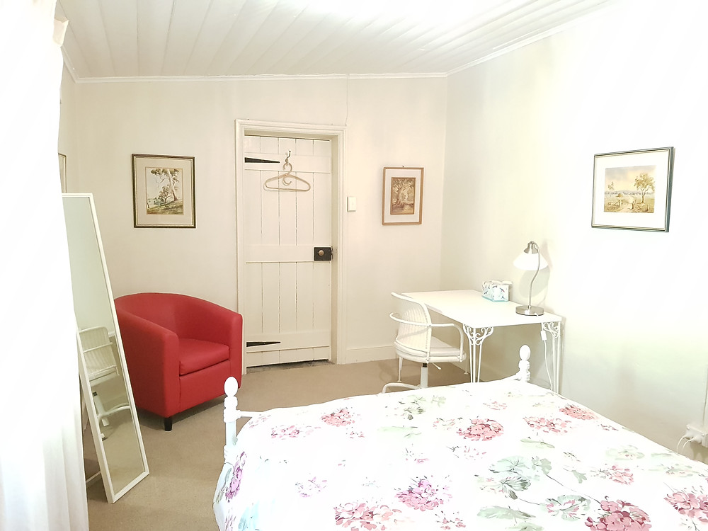 Main Bedroom at Almond Tree Cottage.