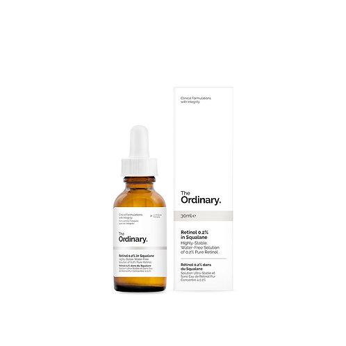 The Ordinary 0.2% Retinol in Squalene