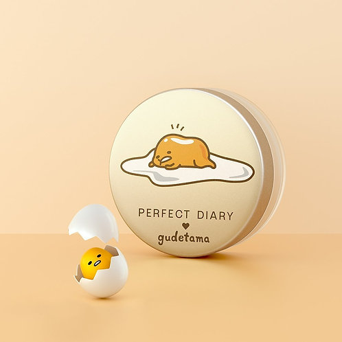 [Perfect Diary X Sanrio] Weightless Soft-Velvet Blurring Loose Powder 03