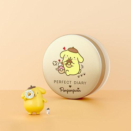 [Perfect Diary X Sanrio] Weightless Soft-Velvet Blurring Loose Powder 02