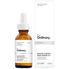 The Ordinary Ascorbic Acid 8% + Alpha Arbutin 2%