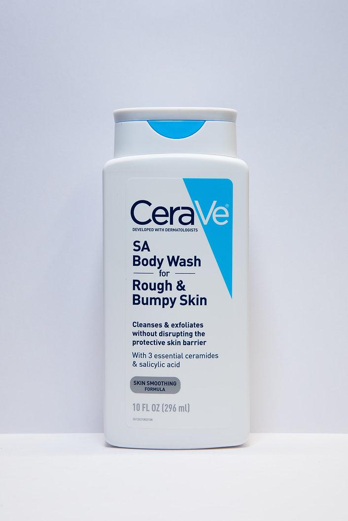 CeraVe Salicylic Acid (SA) Body Wash
