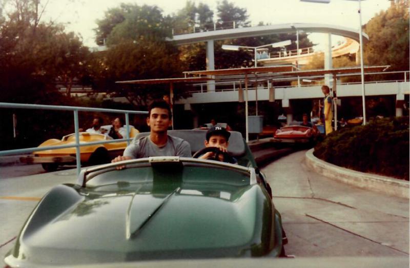 שרון וגלעד בלונה פארק בניו-יורק