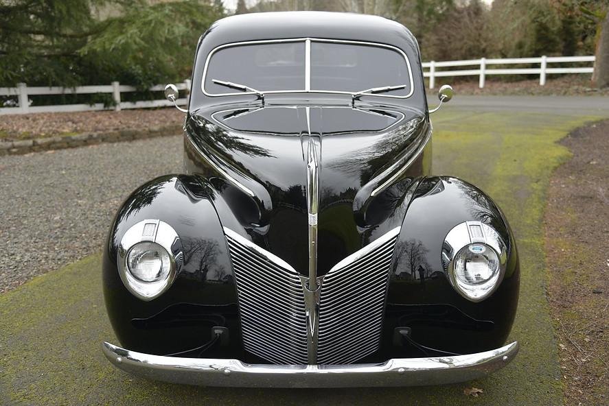 1940 Ford 8 Sedan Coupe | eBay