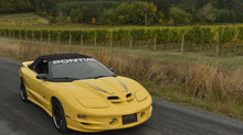 Denwerks - Make Offer; Buy Now! 36K-Mile 2002 Pontiac Trans Am WS6 Collectors Edition 6-Speed!